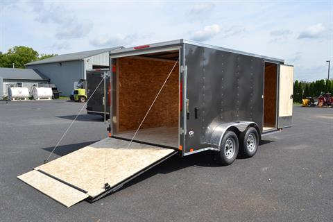 2020 Look Trailers 7X14 STDLX Cargo Trailer Ramp in Harrisburg, Pennsylvania - Photo 12