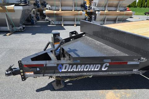 2019 Diamond C 22x102 DEC Equipment Trailer XWR in Harrisburg, Pennsylvania - Photo 15