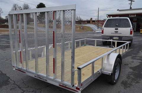 2021 Carry-On Trailers 6x12 AGW Aluminum Utility Trailer in Harrisburg, Pennsylvania - Photo 5