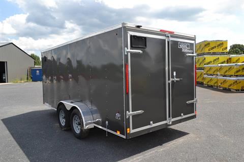 2019 Look Trailers 7X16 STDLX Cargo Trailer Double Door in Harrisburg, Pennsylvania - Photo 6