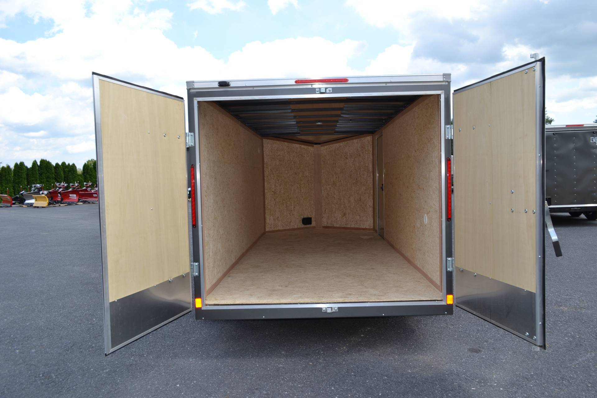 2019 Look Trailers 7X16 STDLX Cargo Trailer Double Door in Harrisburg, Pennsylvania - Photo 8