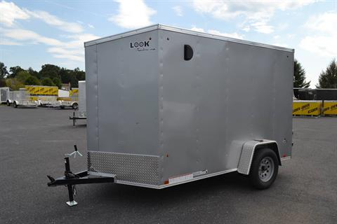 2020 Look Trailers 6X10 STDLX Cargo Trailer Ramp+6 in Harrisburg, Pennsylvania - Photo 1