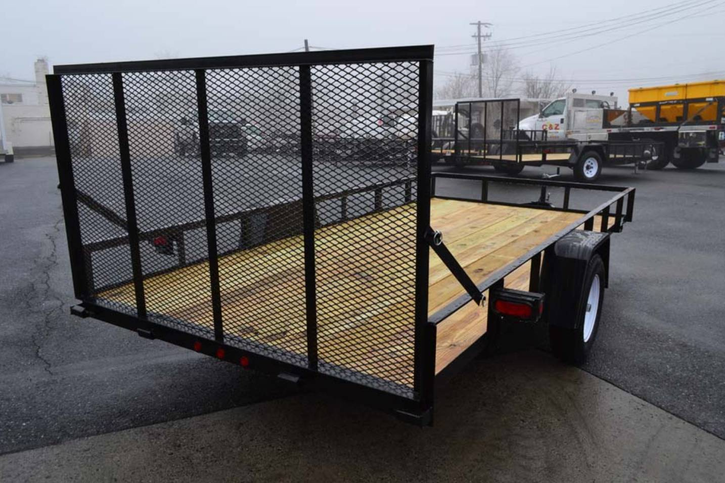 2020 TWF MFG 14X82 NNT Utility Trailer LED in Harrisburg, Pennsylvania - Photo 2