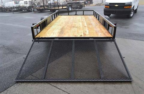2020 TWF MFG 14X82 NNT Utility Trailer LED in Harrisburg, Pennsylvania - Photo 4
