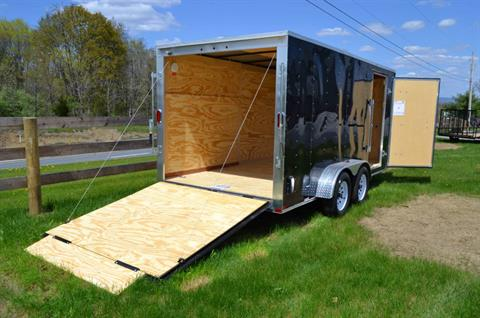 2016 Carry-On Trailers 7X16CGBNR in Harrisburg, Pennsylvania - Photo 8