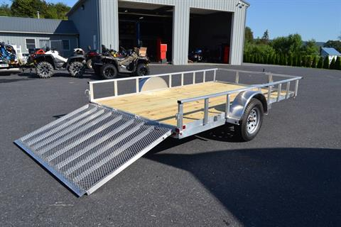 2021 Carry-On Trailers 7x12 AGW Aluminum Utility Trailer in Harrisburg, Pennsylvania - Photo 3