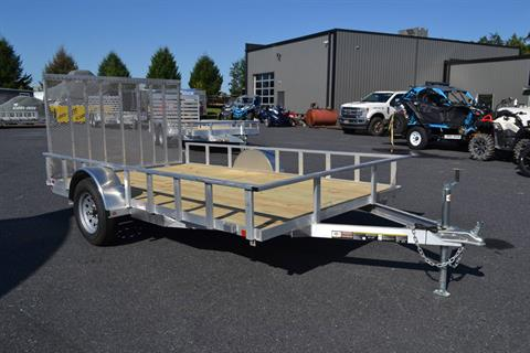 2021 Carry-On Trailers 7x12 AGW Aluminum Utility Trailer in Harrisburg, Pennsylvania - Photo 10