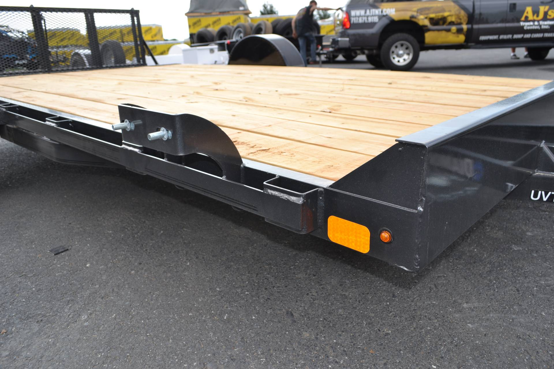 2020 Diamond C 14X83 UVT ATV Trailer 3K in Harrisburg, Pennsylvania - Photo 3