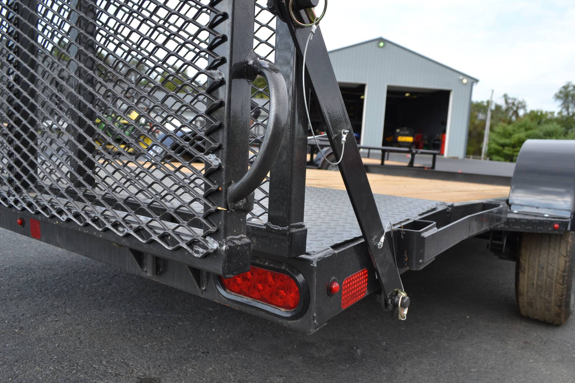 2020 Diamond C 14X83 UVT ATV Trailer 3K in Harrisburg, Pennsylvania - Photo 5