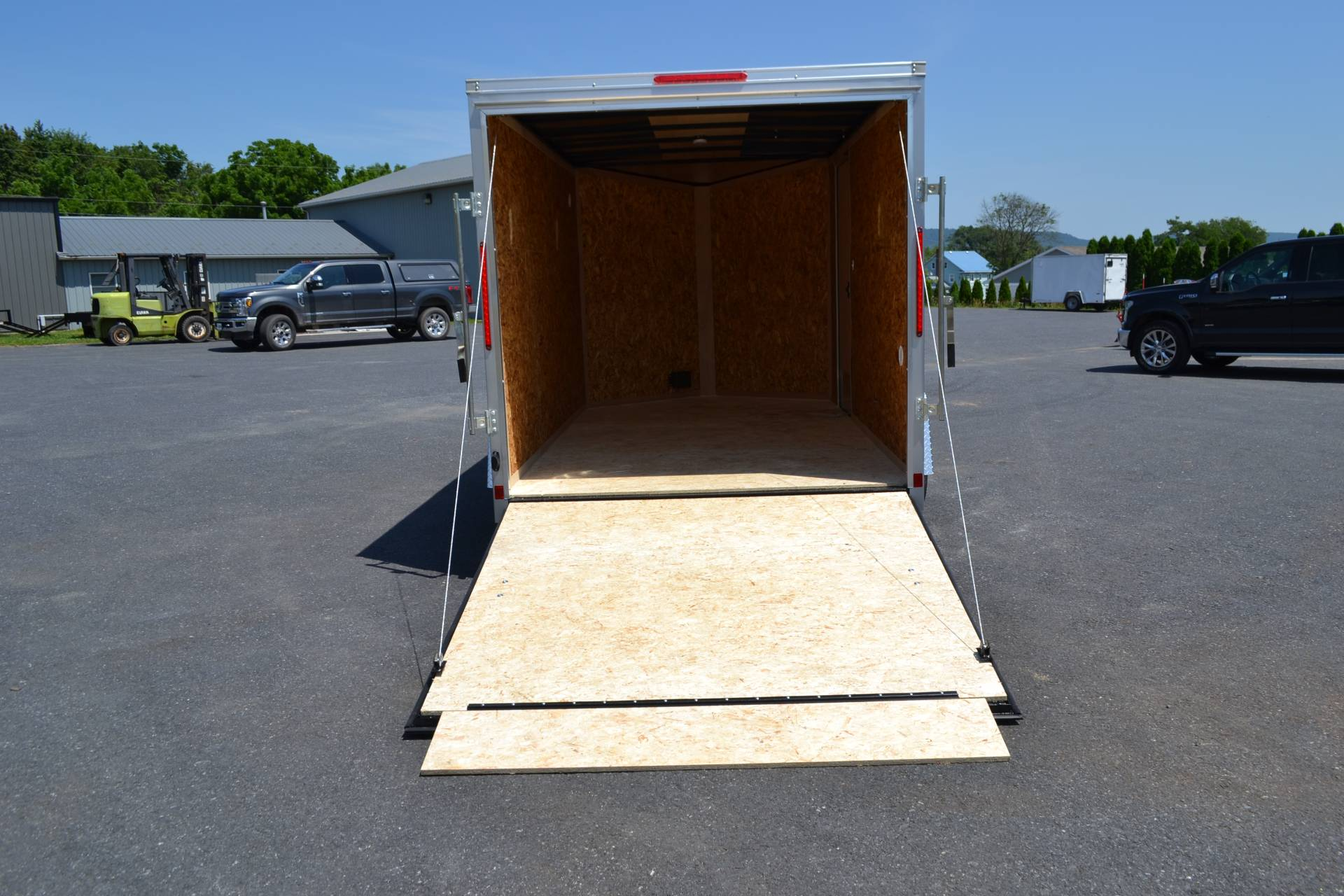 2020 Look Trailers 7X12 STDLX Cargo Trailer Ramp +6 in Harrisburg, Pennsylvania - Photo 10