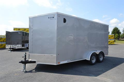 2020 Look Trailers 7X16 STDLX Cargo Trailer Ramp +12 in Harrisburg, Pennsylvania - Photo 1