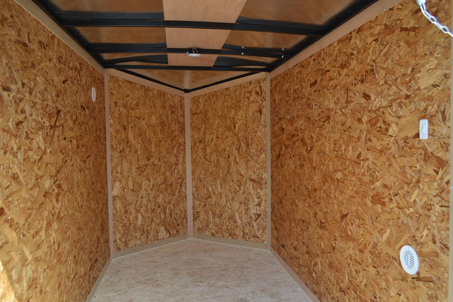 2020 Look Trailers 5X8 STDLX Cargo Trailer Barn Door in Harrisburg, Pennsylvania - Photo 11