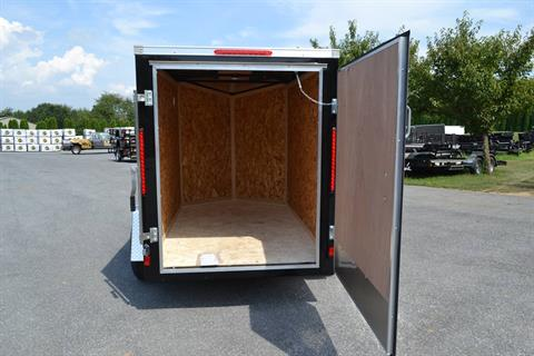 2020 Look Trailers 5X8 STDLX Cargo Trailer Barn Door in Harrisburg, Pennsylvania - Photo 15