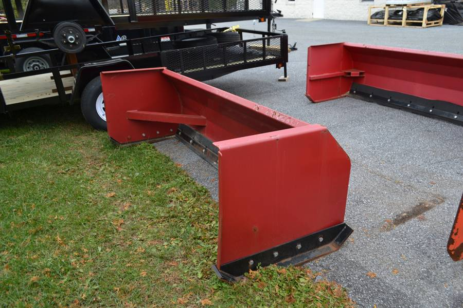 USED UNITS Used 8' Skid Steer Pusher #4 in Harrisburg, Pennsylvania - Photo 6