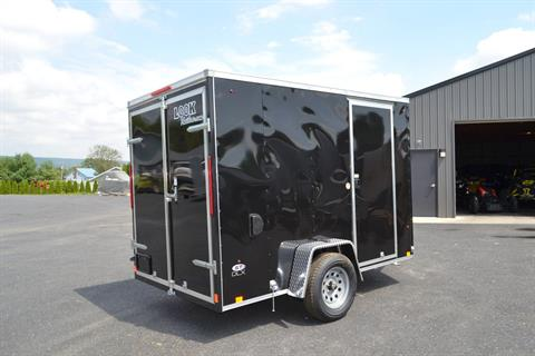 2021 Look Trailers 6X10 STDLX Cargo Trailer Double Door +6 in Harrisburg, Pennsylvania - Photo 8