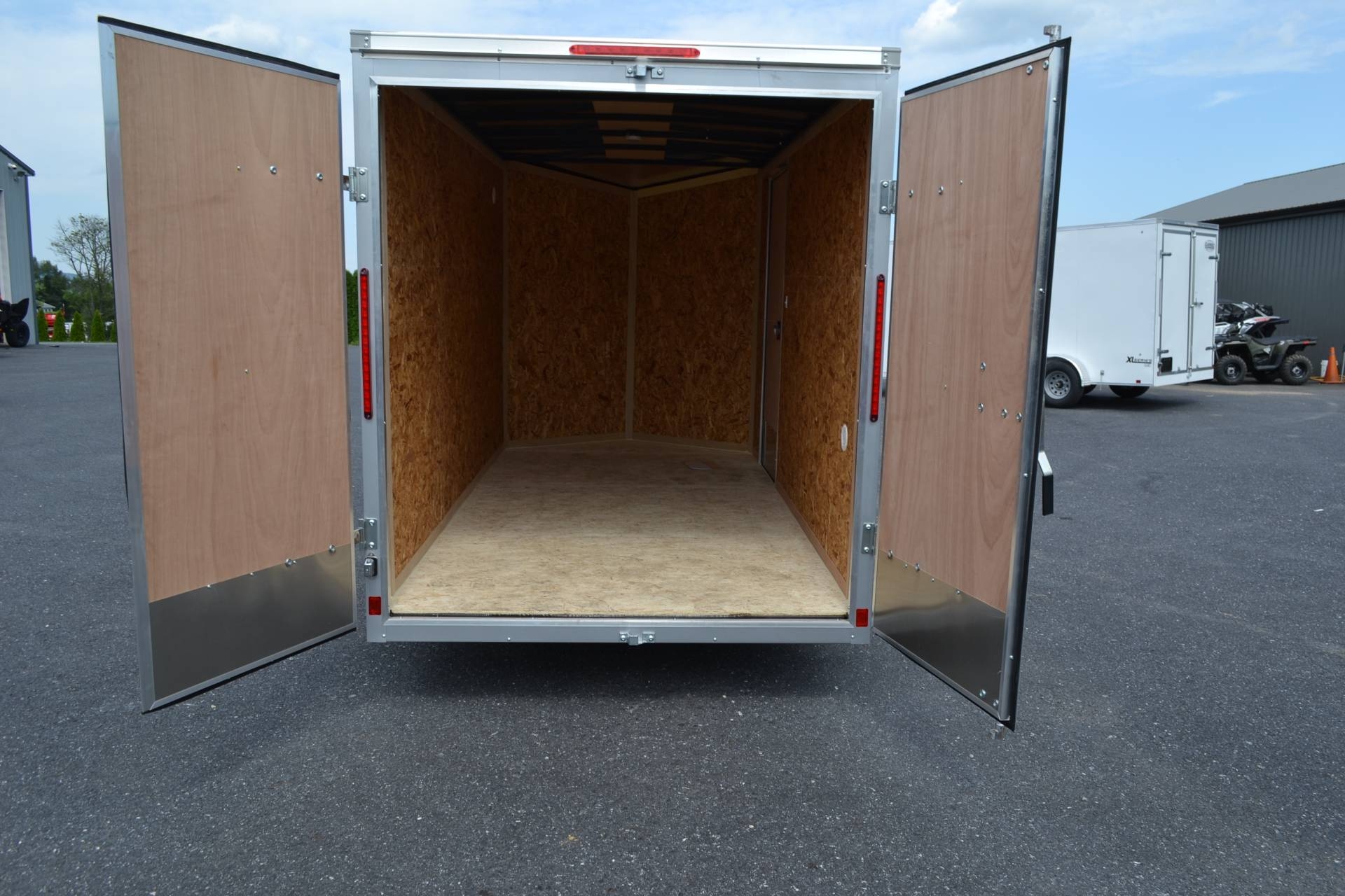 2020 Look Trailers 6X12 STDLX Cargo Trailer Double Door +6 in Harrisburg, Pennsylvania - Photo 11