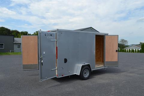2020 Look Trailers 6X12 STDLX Cargo Trailer Double Door +6 in Harrisburg, Pennsylvania - Photo 12