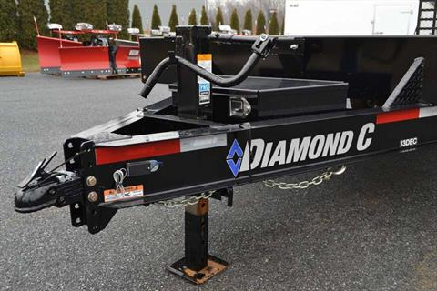 2018 Diamond C 24X102 13DEC Equipment Trailer XWR in Harrisburg, Pennsylvania - Photo 1