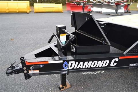 2018 Diamond C 24X102 13DEC Equipment Trailer XWR in Harrisburg, Pennsylvania - Photo 3