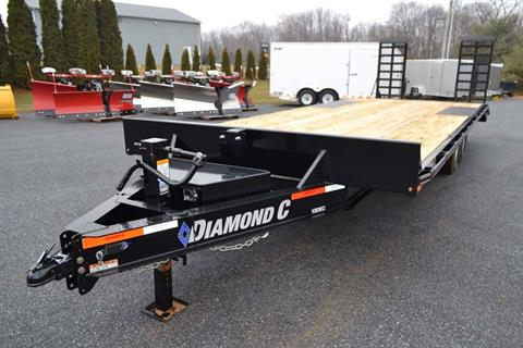 2018 Diamond C 24X102 13DEC Equipment Trailer XWR in Harrisburg, Pennsylvania - Photo 4