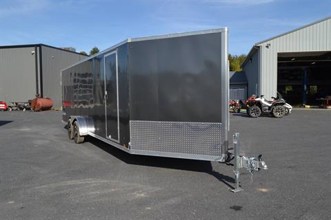 2020 Look Trailers 7x29 Avalanche Aluminum Enclosed Snowmobile Trailer 7K +6 in Harrisburg, Pennsylvania - Photo 2