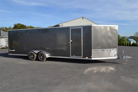 2020 Look Trailers 7x29 Avalanche Aluminum Enclosed Snowmobile Trailer 7K +6 in Harrisburg, Pennsylvania - Photo 3