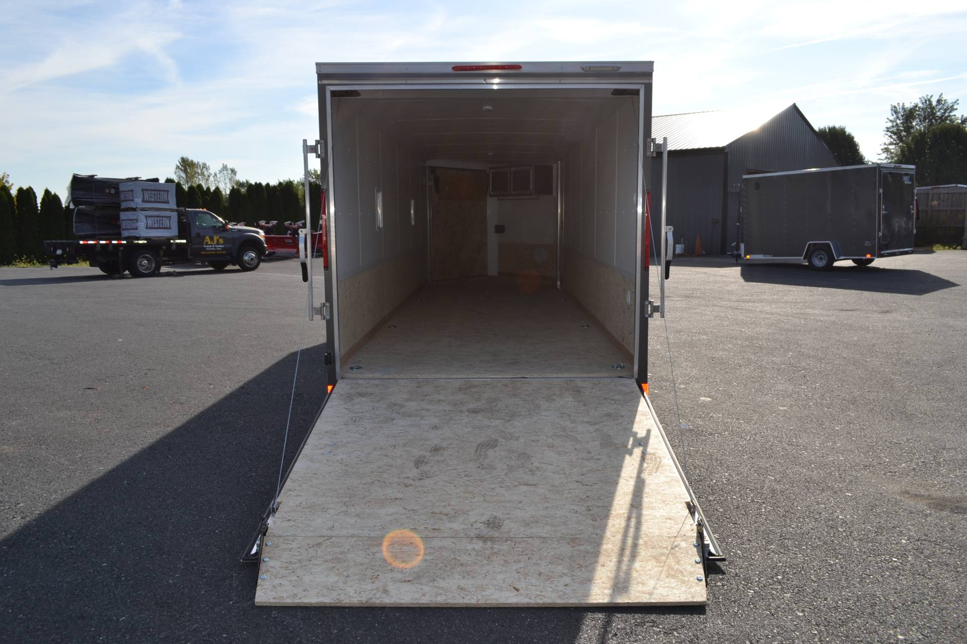 2020 Look Trailers 7x29 Avalanche Aluminum Enclosed Snowmobile Trailer 7K +6 in Harrisburg, Pennsylvania - Photo 17