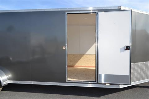 2020 Look Trailers 7x29 Avalanche Aluminum Enclosed Snowmobile Trailer 7K +6 in Harrisburg, Pennsylvania - Photo 22