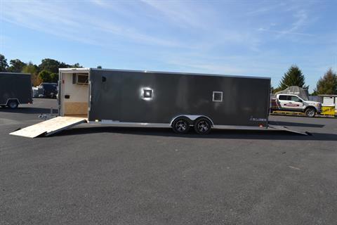 2020 Look Trailers 7x29 Avalanche Aluminum Enclosed Snowmobile Trailer 7K +6 in Harrisburg, Pennsylvania - Photo 23