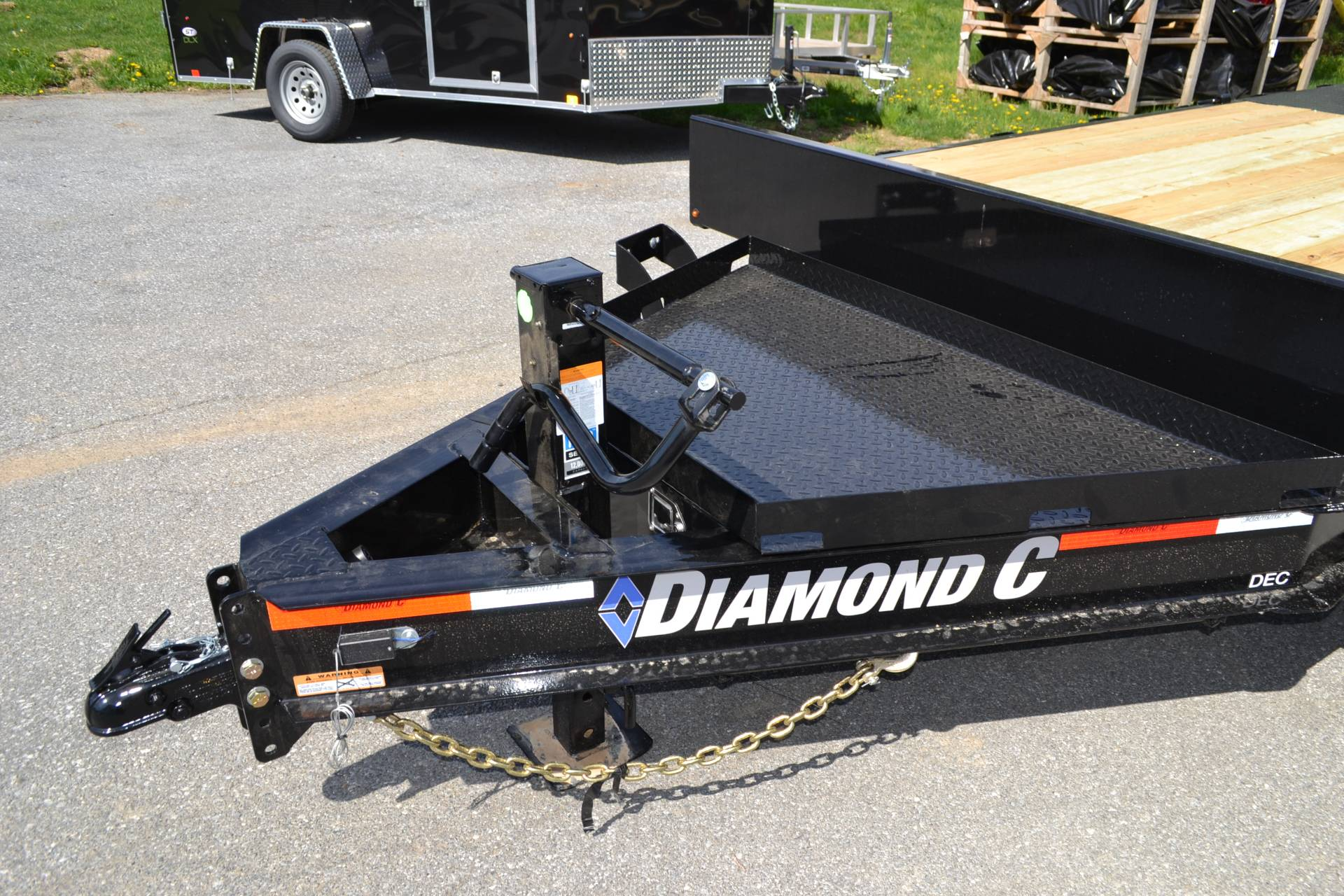 2019 Diamond C 20x102 DEC Equipment Trailer XWR in Harrisburg, Pennsylvania - Photo 2