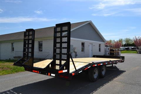 2019 Diamond C 20x102 DEC Equipment Trailer XWR in Harrisburg, Pennsylvania - Photo 3
