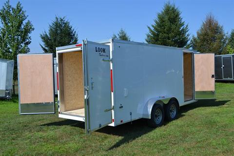 2019 Look Trailers 7X16 STDLX Cargo Trailer Double Door in Harrisburg, Pennsylvania - Photo 3