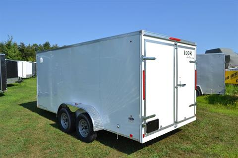 2019 Look Trailers 7X16 STDLX Cargo Trailer Double Door in Harrisburg, Pennsylvania - Photo 9