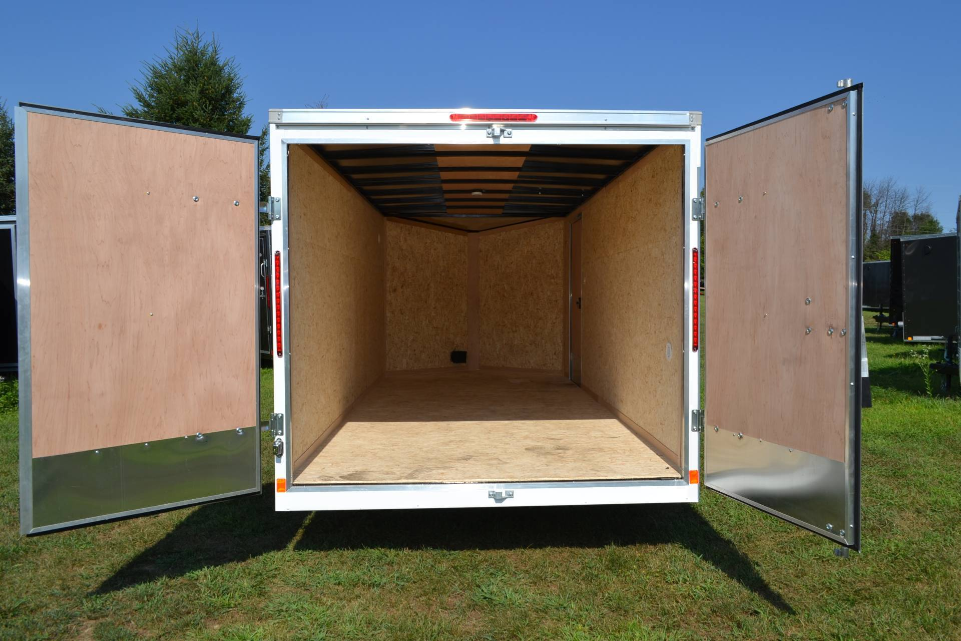2019 Look Trailers 7X16 STDLX Cargo Trailer Double Door in Harrisburg, Pennsylvania - Photo 11