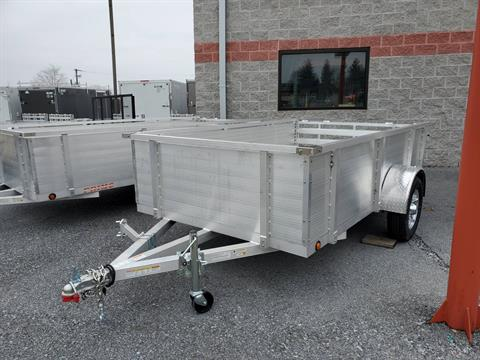 2021 Primo 72x10 Single Axle Utility – 26 High Solid Side in Harrisburg, Pennsylvania - Photo 1
