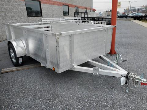 2021 Primo 72x10 Single Axle Utility – 26 High Solid Side in Harrisburg, Pennsylvania - Photo 4
