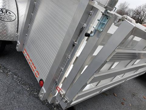 2021 Primo 72x10 Single Axle Utility – 26 High Solid Side in Harrisburg, Pennsylvania - Photo 8