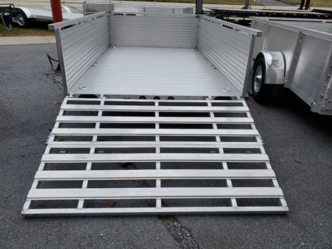 2021 Primo 72x10 Single Axle Utility – 26 High Solid Side in Harrisburg, Pennsylvania - Photo 9