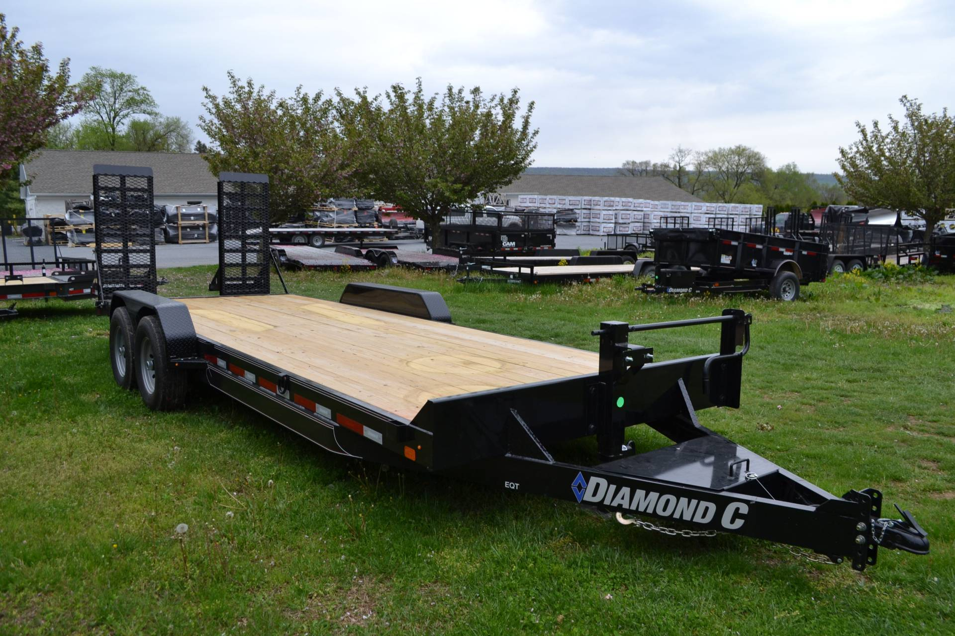 2021 Diamond C 24X82 EQT Equipment Trailer 14K XWR in Harrisburg, Pennsylvania - Photo 1