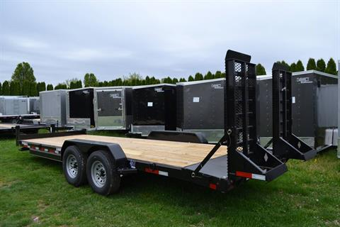 2021 Diamond C 24X82 EQT Equipment Trailer 14K XWR in Harrisburg, Pennsylvania - Photo 2