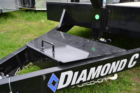 2021 Diamond C 24X82 EQT Equipment Trailer 14K XWR in Harrisburg, Pennsylvania - Photo 7