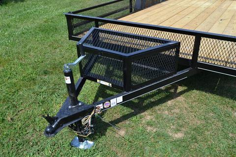 2020 Carry-On Trailers 7x14 Utility ATV Trailer 3K in Harrisburg, Pennsylvania - Photo 2