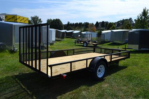 2020 Carry-On Trailers 7x14 Utility ATV Trailer 3K in Harrisburg, Pennsylvania - Photo 3