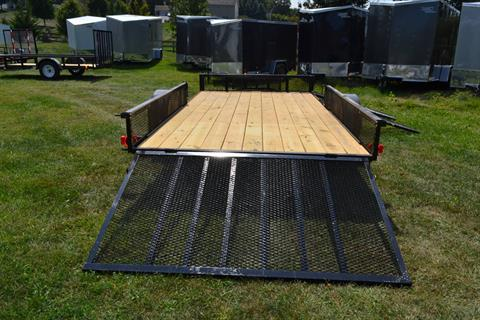 2020 Carry-On Trailers 7x14 Utility ATV Trailer 3K in Harrisburg, Pennsylvania - Photo 6
