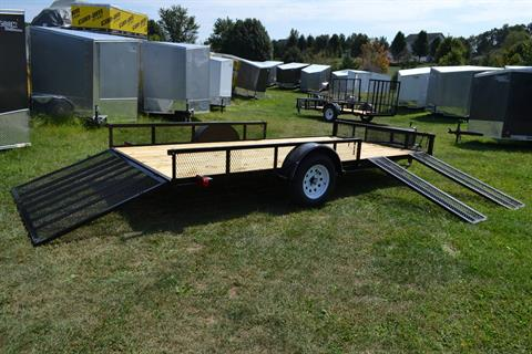 2020 Carry-On Trailers 7x14 Utility ATV Trailer 3K in Harrisburg, Pennsylvania - Photo 7