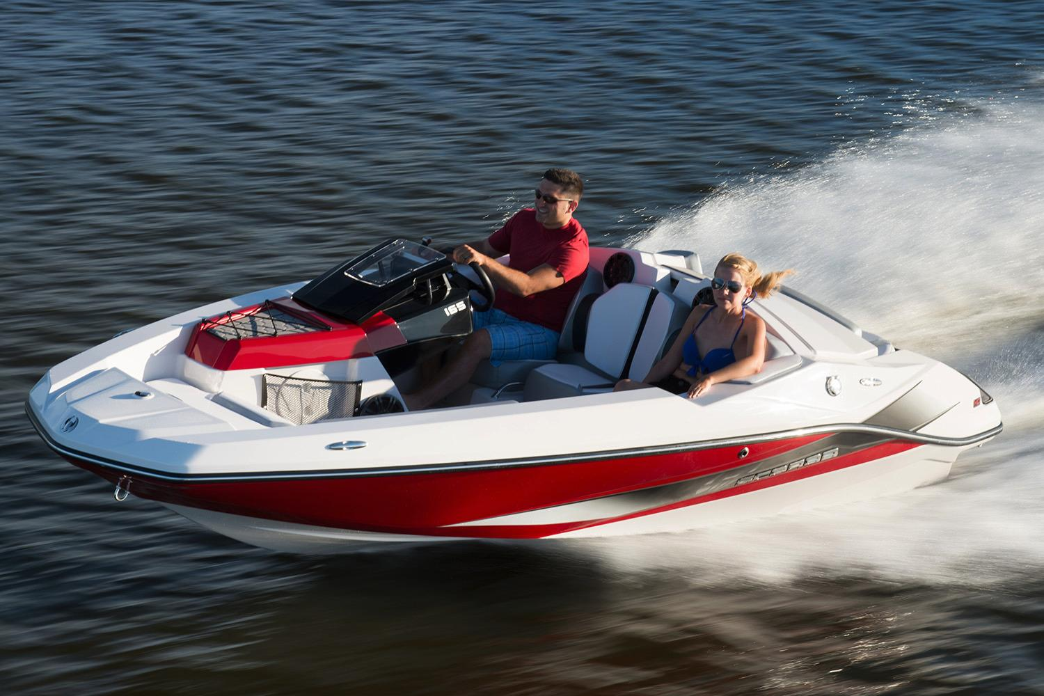2017 Scarab 165 H.O. in South Windsor, Connecticut