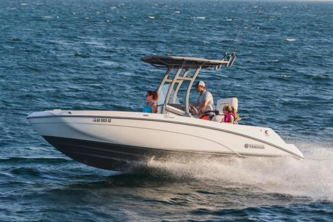 2018 Yamaha 210 FSH Sport in South Windsor, Connecticut