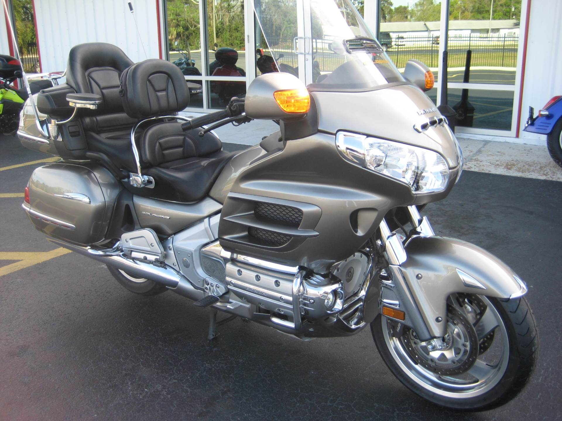 2008 Honda Gold Wing® Audio Comfort Navi ABS in Hudson, Florida