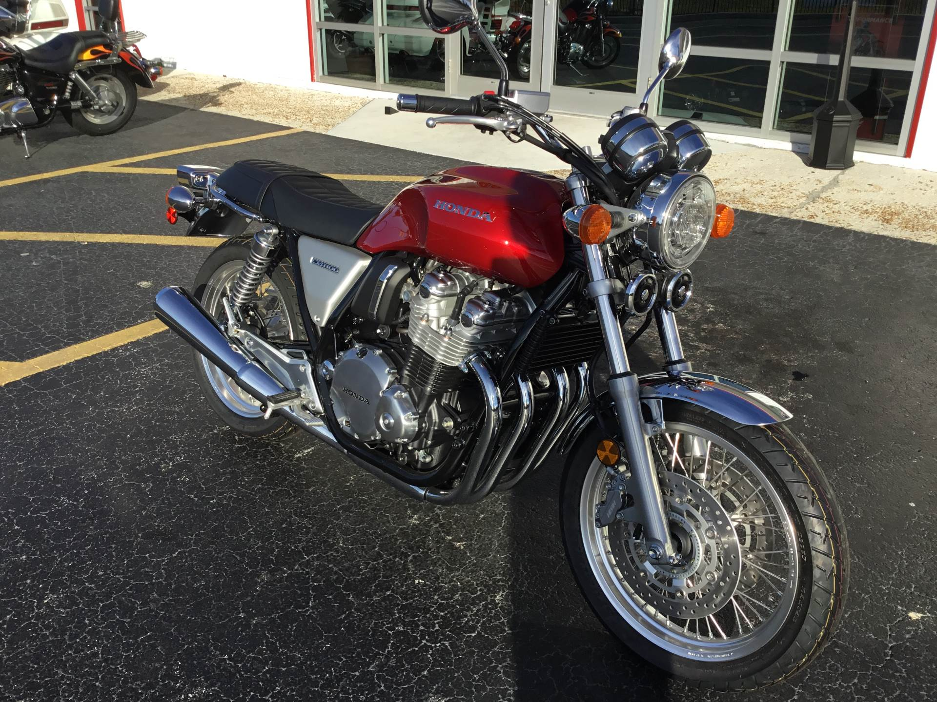 2017 Honda CB1100 EX in Hudson, Florida - Photo 2
