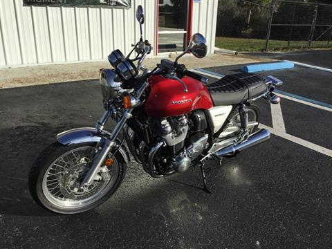 2017 Honda CB1100 EX in Hudson, Florida - Photo 8